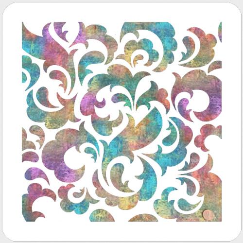 018204 - Flamboyant Flourishes