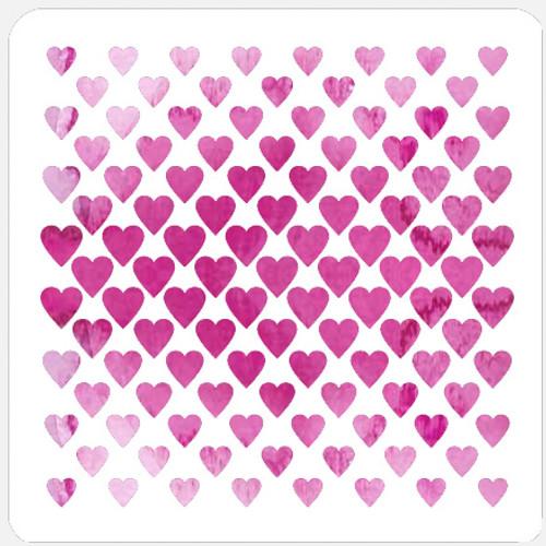 019101 - Heart Fade