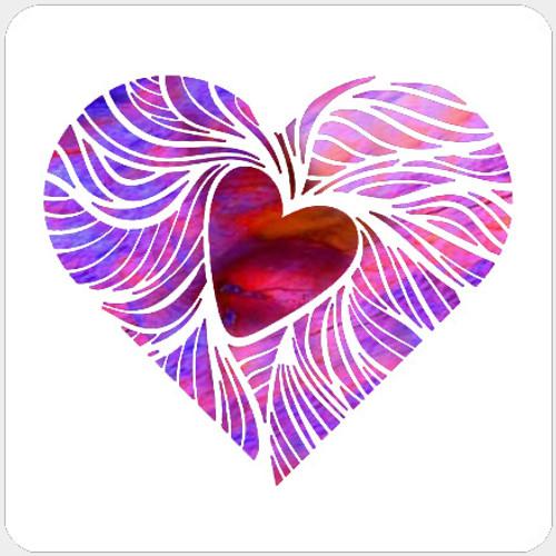 019105 - Flaming Love