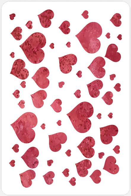 019107 - Dancing Hearts
