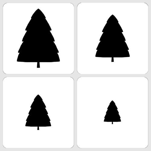 018156 - Marvelous Masks Christmas Tree