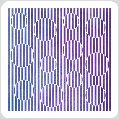 019158 - Circle Stripes