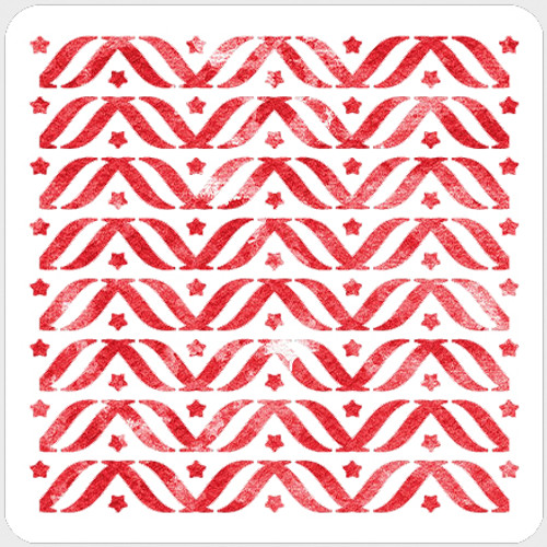 019177 - Patriotic Bunting