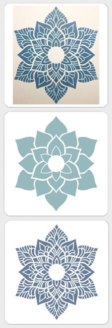 019168 - Layered Mandala