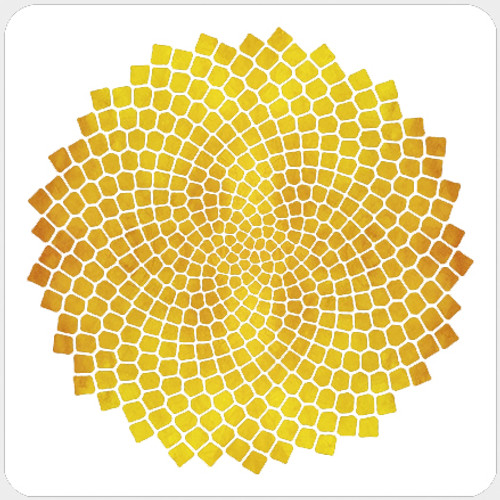 019184 - Mosaic Sun