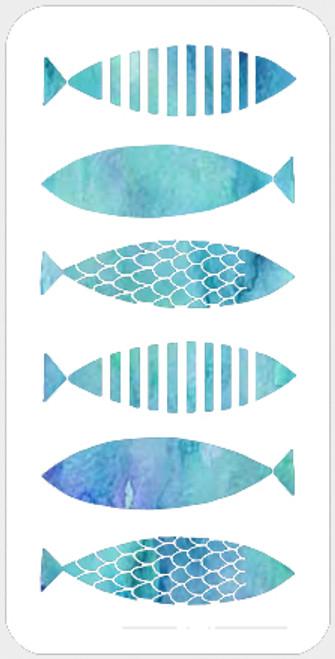 M9110 - Art Fish