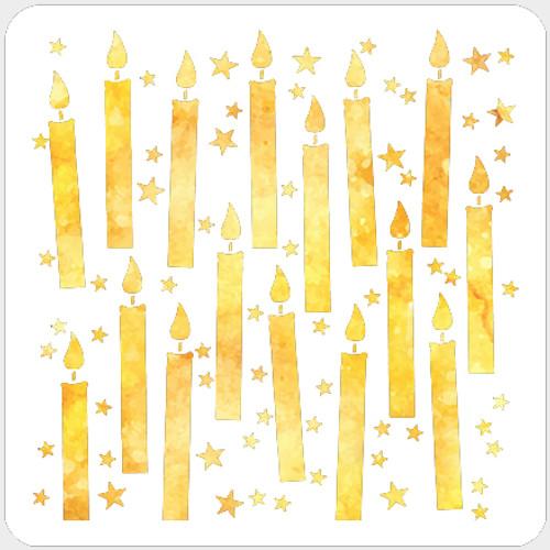 019194 - Birthday Candles