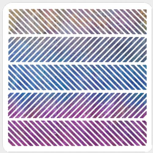 019196 - Both Way Stripes