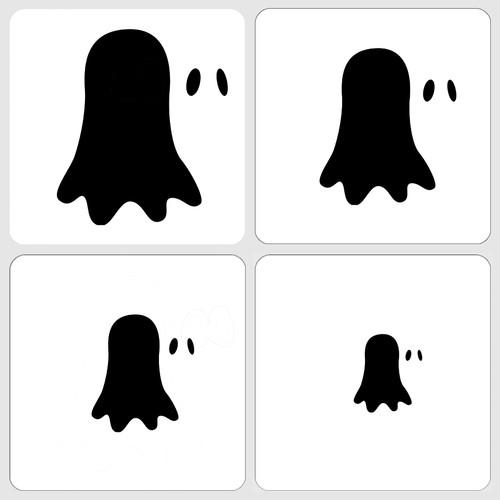 019211 - Marvelous Masks Ghost