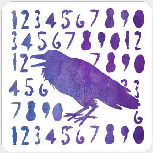 019213 - Number Crow