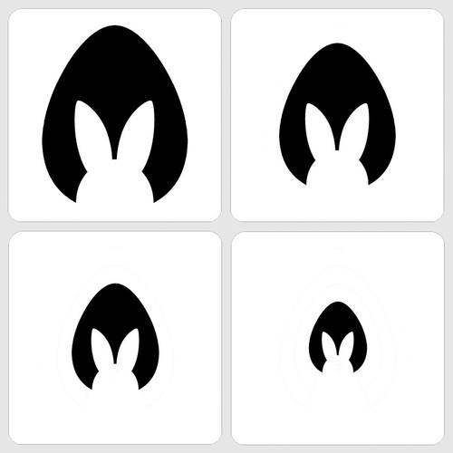 020122 - Marvelous Masks Egg Bunny