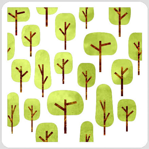 Layered Simple Trees