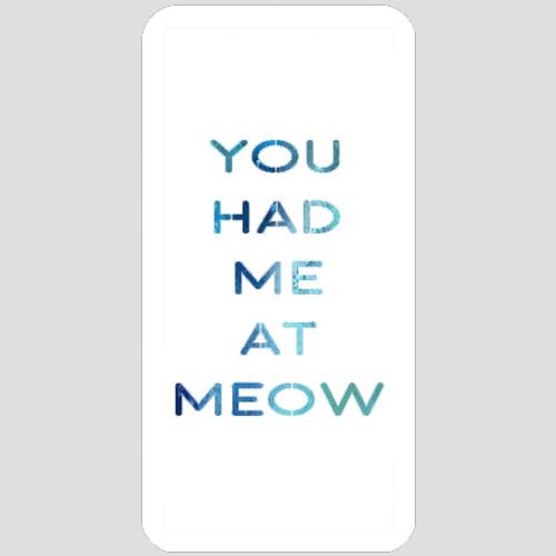 M20110 - Had Me Meow