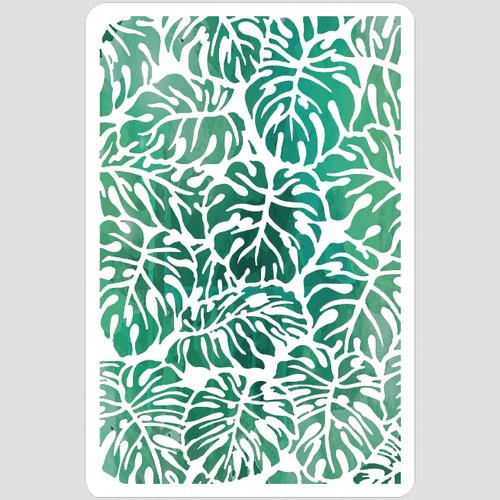 020162 - Tropical Leaves