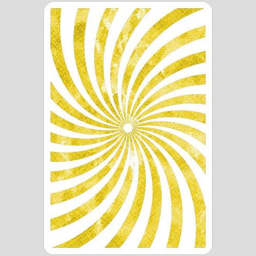 020173 - Curvy Rays