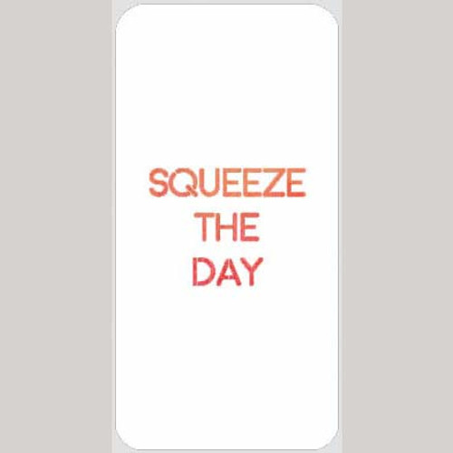 M20124 - Squeeze The Day