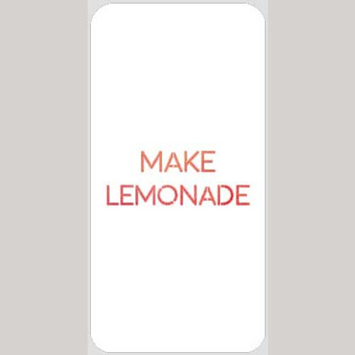 M20125 - Make Lemonade
