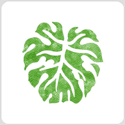 020188 - Big Tropical Leaf