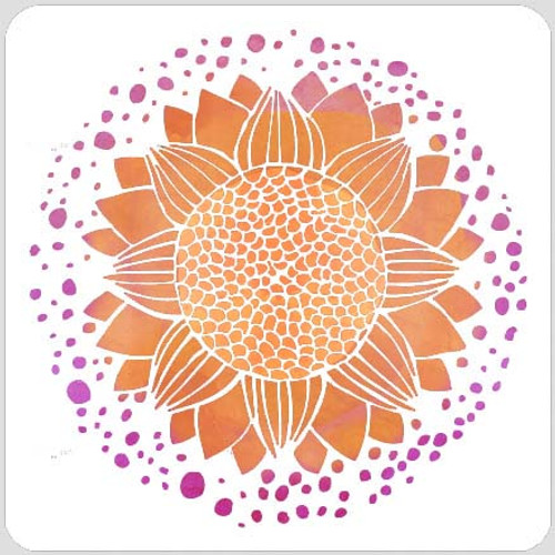 020189 - Sunflower Circle