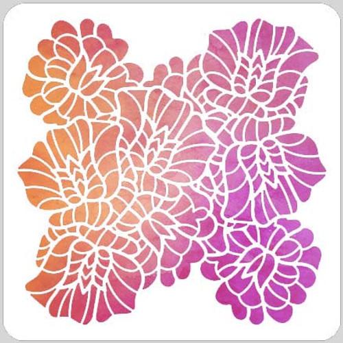 020191 - Wire Flowers