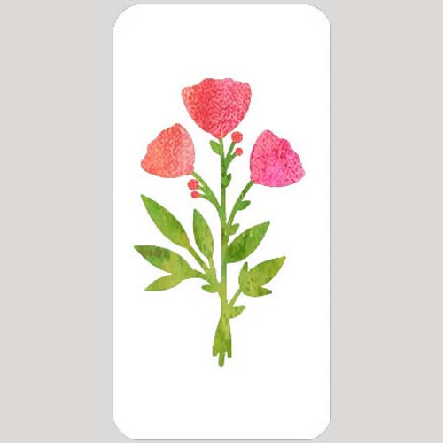 M20134 - Three Bloom Wildflower