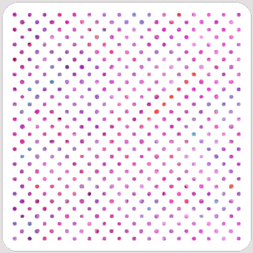 020196 - Dotted Swiss Stencil