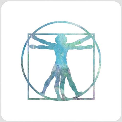 020203 - Vitruvian Man Stencil