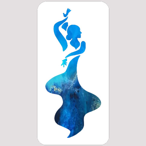 M20138 - Flamenco Dancer Stencil