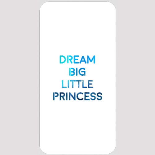 M20144 - Little Princess Stencil