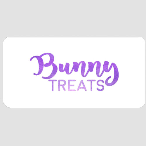 Bunny Treats Stencil