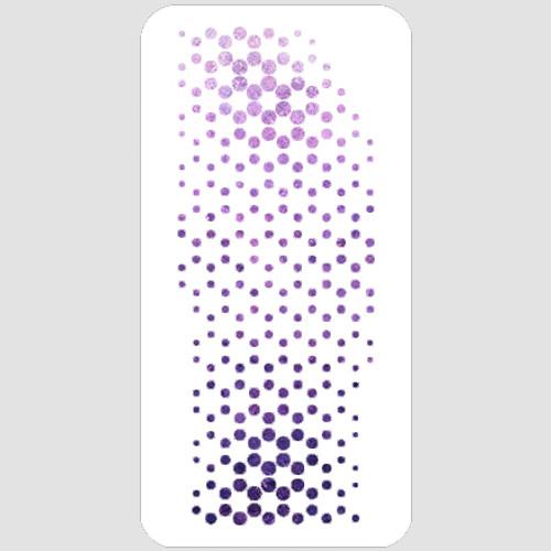 Texture Dots Stencil