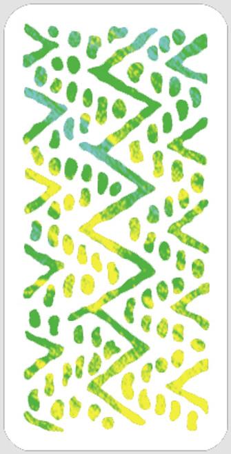 Texture Zig Stencil