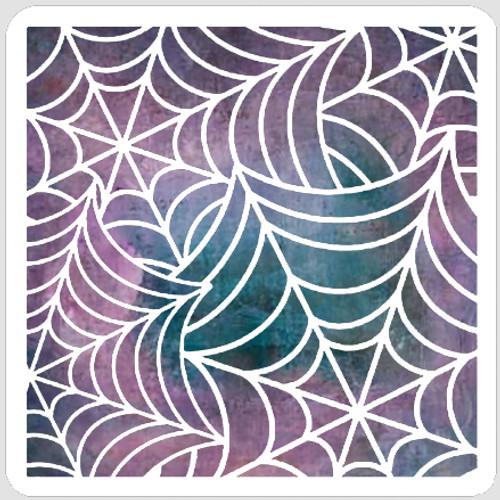Tangled Webs Stencil