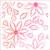 LiteBrite Flowers