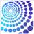 017177 - Concentric Circles