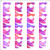 020201 - Pop Art Girl Stencil