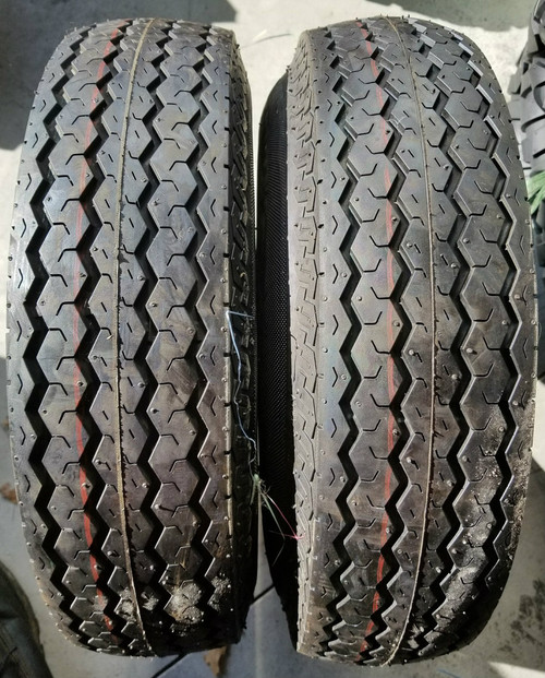 5.70-8 6P Deestone Trailer D901 (2 tires)