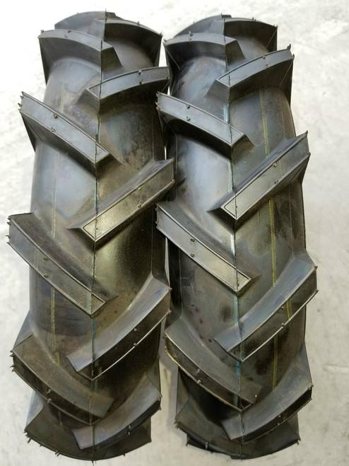 4.00-8 4P Deestone Super Lugs D402 (2 tires)