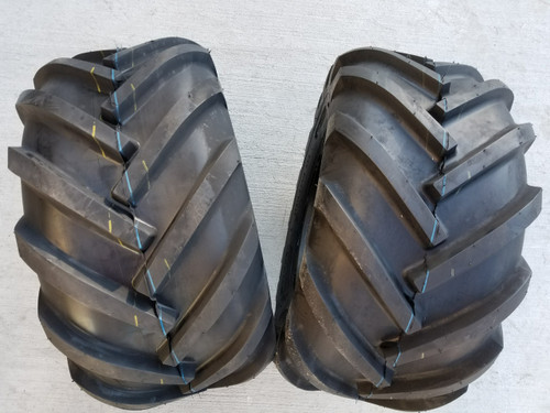 26x12.00-12 8P Deestone Super Lugs D408 (2 tires)