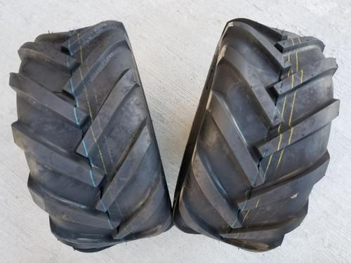 23x10.50-12 6P Deestone Super Lugs D405 (2 tires)