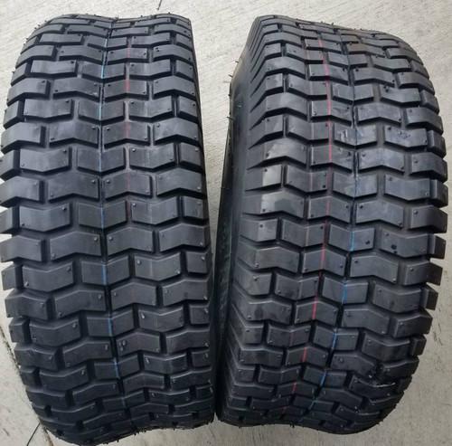 20x8.00-8 4P Deestone Turf D265 (2 tires)