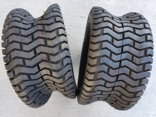 20x10.00-8 4P Deestone Turf D265 (2 tires)