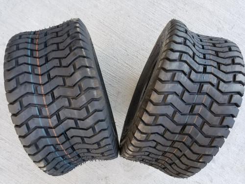 18x9.50-8 4P Deestone Turf D265 (2 tires)