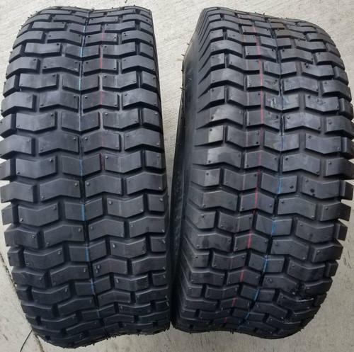 18x6.50-8 4P Deestone Turf D265 (2 tires)