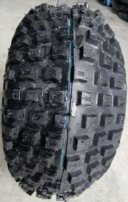 16x8.00-7 4P Deestone D929 (1 tire)
