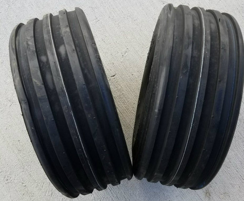 15x6.00-6 4P Vredestein V61 5-Rib Deep  (2 tires)