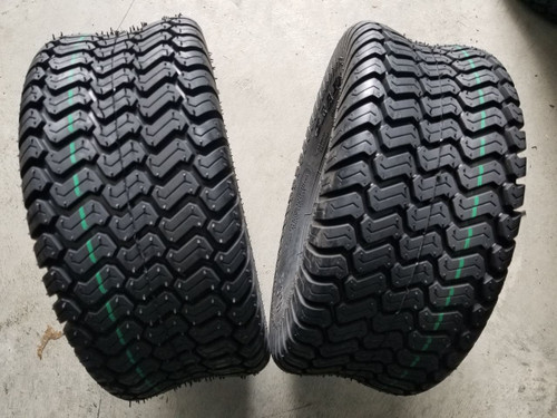 15X6.00-6 4P OTR Grassmaster (2 tires)