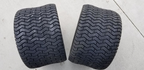 24x13.00-12 6P OTR Ultra Chevron TR515 (2 tires)