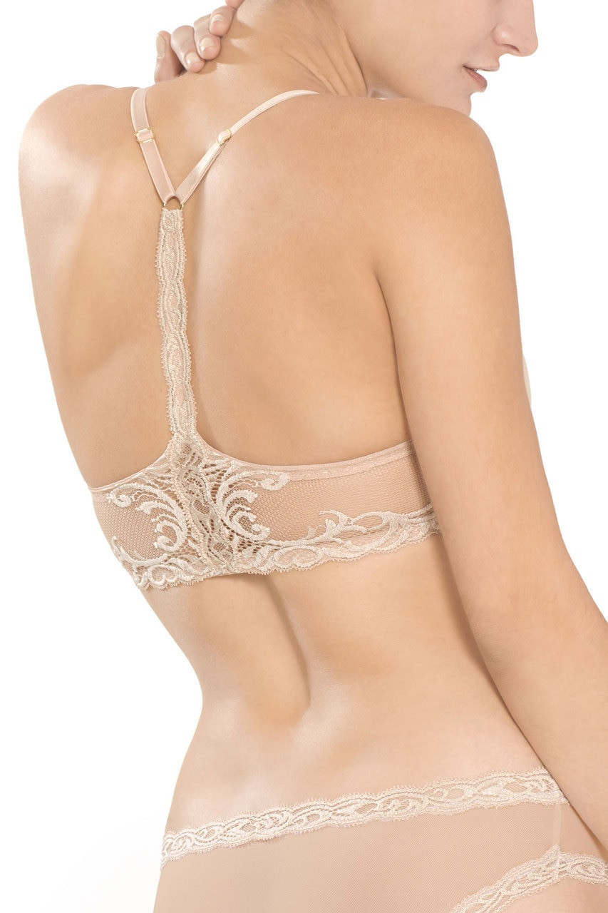 4702f03b0b5b natori. Feathers T-Back Bra. 4 star rating 28 Reviews. Style  735023.   68.00. Was   48.00. Previous. Café