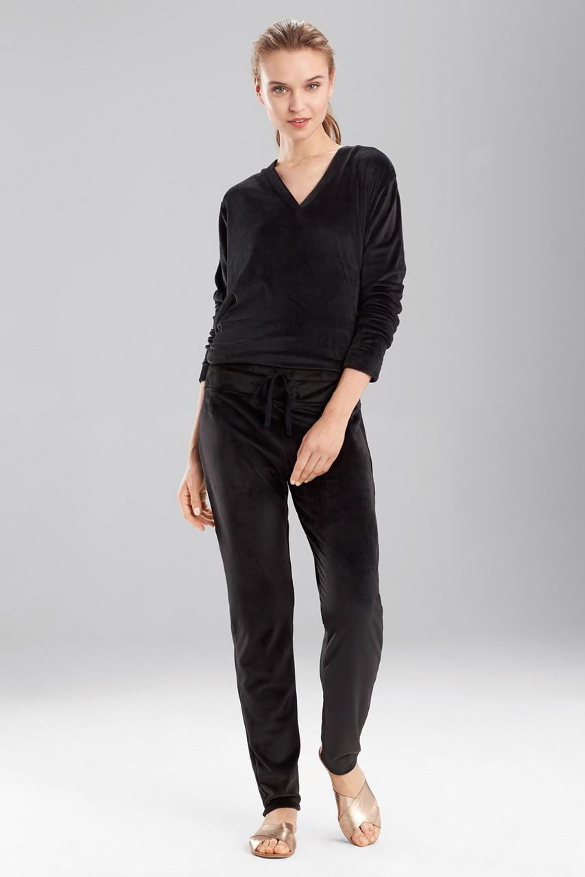 fab214da523a Velour Lounge Pants - The Natori Company
